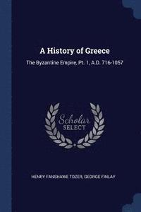 A History of Greece (häftad)