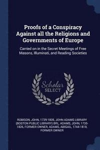 epub conspiracy of proofs a