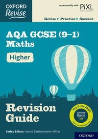 Oxford Revise: AQA GCSE (9-1) Maths Higher Revision Guide (häftad)