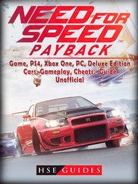 Need for Speed Payback Game, PS4, Xbox One, Pc, Edition