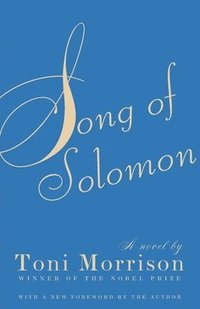 Song Of Solomon (häftad)