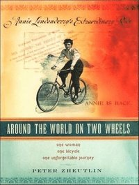 Around the World on Two Wheels (cd-bok)