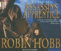 Assassin's Apprentice (cd-bok)