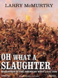 Oh What a Slaughter (cd-bok)