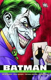 Batman The Man Who Laughs TP (häftad)