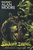 Saga Of The Swamp Thing HC Book 02 (inbunden)