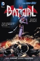 Batgirl Vol. 3 Death Of The Family (The New 52) (häftad)