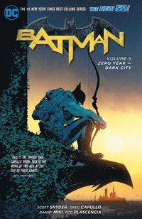 Batman Vol. 5 Zero Year - Dark City (The New 52) (häftad)