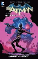 Batman Vol. 8 Superheavy (The New 52) (inbunden)