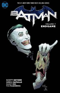 Batman Vol. 7 Endgame (The New 52) (häftad)