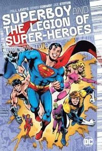 Superboy and the Legion of Super-Heroes Volume 2 (inbunden)