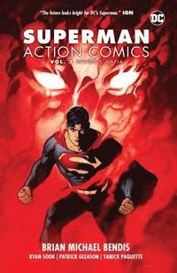 Superman: Action Comics Volume 1 (inbunden)