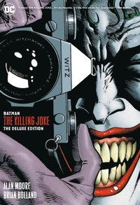 Batman: The Killing Joke Deluxe: DC Black Label Edition (inbunden)