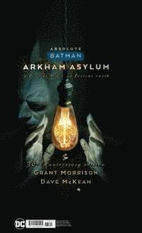 Absolute Batman: Arkham Asylum: 30th Anniversary Edition (inbunden)