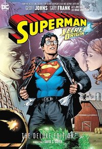 Superman: Secret Origin: Deluxe Edition (inbunden)