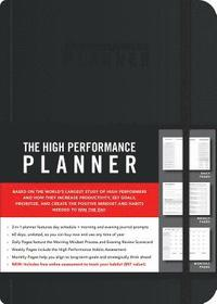 The High Performance Planner (häftad)