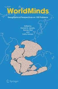 WorldMinds: Geographical Perspectives on 100 Problems (inbunden)