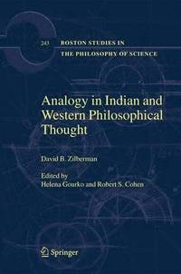 Analogy in Indian and Western Philosophical Thought (inbunden)