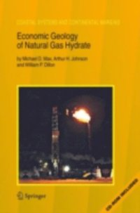 Economic Geology of Natural Gas Hydrate (e-bok)