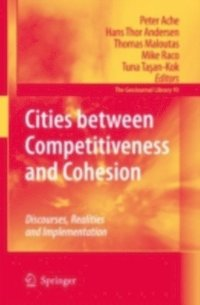 Cities between Competitiveness and Cohesion (e-bok)