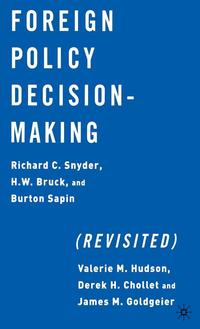 Foreign Policy Decision-Making (Revisited) (inbunden)