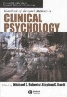 Handbook of Research Methods in Clinical Psychology (häftad)