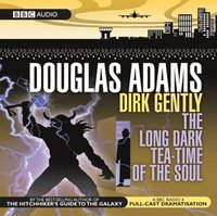 Dirk Gently  The Long Dark Tea-Time Of The Soul (ljudbok)