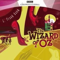 Wizard Of Oz (ljudbok)