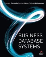 Business Database Systems (häftad)