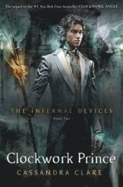 The Infernal Devices 2: Clockwork Prince (häftad)