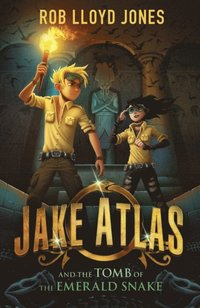 Jake Atlas and the Tomb of the Emerald Snake (e-bok)