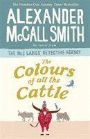 The Colours of the Cattle: Mma Ramotswe 19 (häftad)