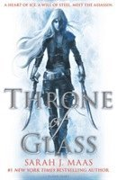 Throne of Glass (häftad)