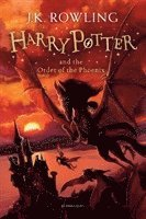 Harry Potter and the Order of the Phoenix (häftad)