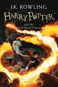 Harry Potter and the Half-Blood Prince (häftad)