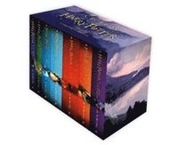 Harry Potter Box Set: The Complete Collection Children's (häftad)