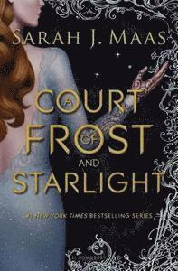 A Court of Frost and Starlight (häftad)