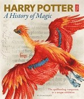 Harry Potter - A History of Magic (inbunden)