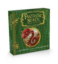 Fantastic Beasts and Where to Find Them (cd-bok)