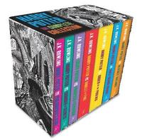 Harry Potter Complete Pb Boxed Set (häftad)