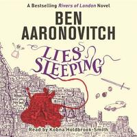 Lies Sleeping (cd-bok)