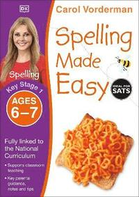 Spelling Made Easy Ages 6-7 Key Stage 1 (häftad)