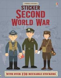 Sticker Dressing Second World War (häftad)
