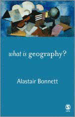 What is Geography? (inbunden)