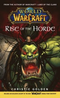 World of Warcraft: Rise of the Horde (e-bok)