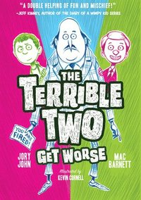 Terrible Two Get Worse, The (inbunden)