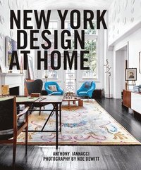 New York Design at Home (inbunden)