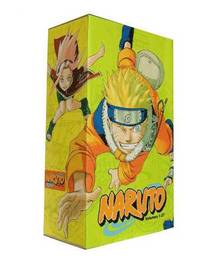Naruto Box Set 1: Volumes 1-27 with Premium (häftad)