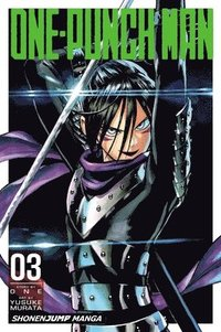 One-Punch Man, Vol. 3 (häftad)