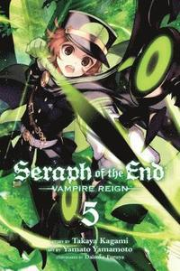 Seraph of the End, Vol. 5 (häftad)